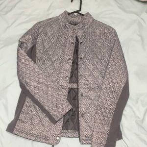 Merona Gray Lightweight Jacket